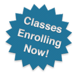 Classes Enrolling Now